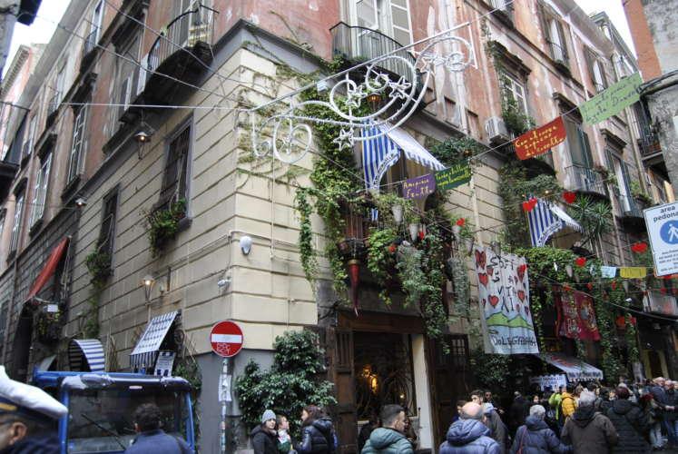CENTRO STORICO Bilocale nel Cuore di Napoli