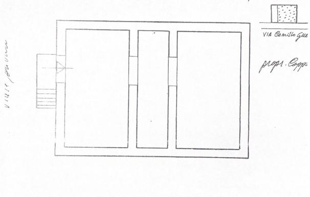 Planimetria Cantinola