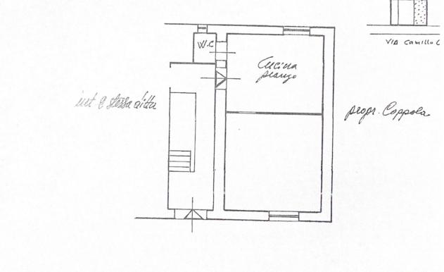 Planimetrie Piano Terra DX
